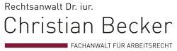 Dr. iur. Christian Becker